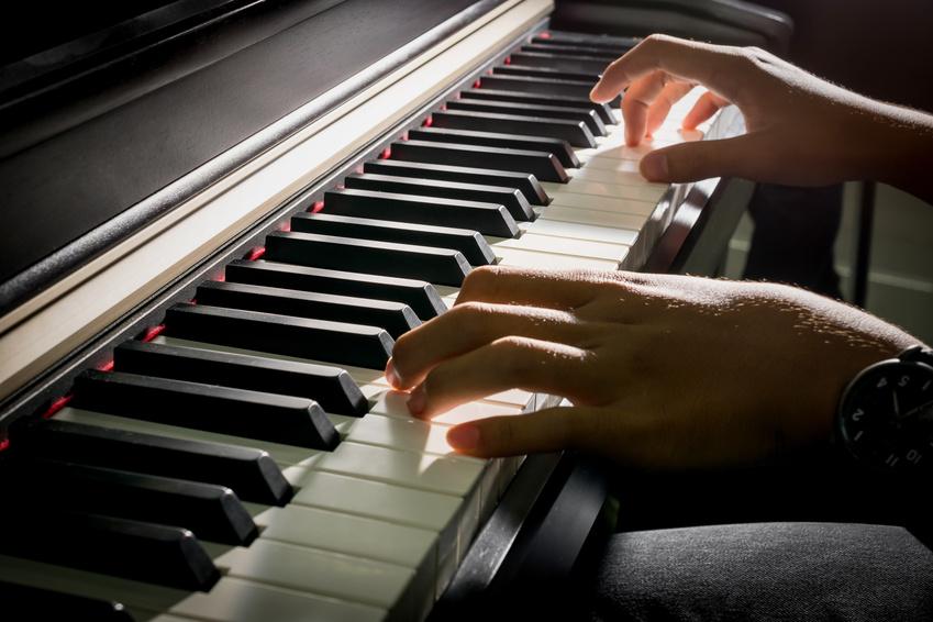 Klavier - Musikunterricht