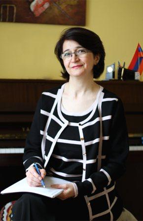 Armine Ghuloyan - Musikunterricht